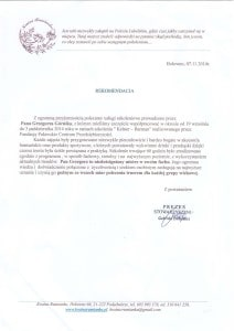 Kraina Rumianku Hołowno