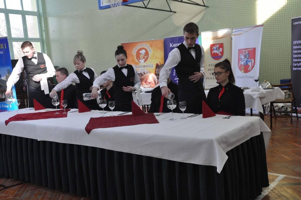 VIII mistrzostwa kelnerow akademia kelnerska 22