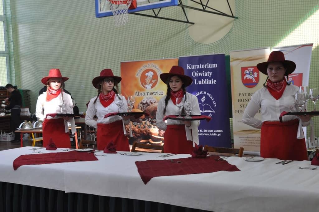 VIII mistrzostwa kelnerow akademia kelnerska 28
