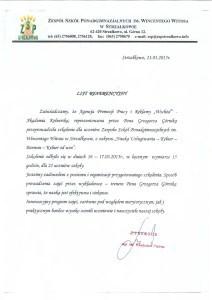 Zespół Szkół Ponadgimnazjalnych w Strzałkowie