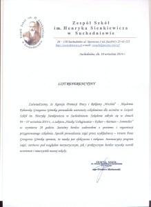 Zespół Szkół w Suchedniowie