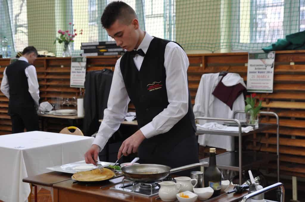szkolenia kelnerskie