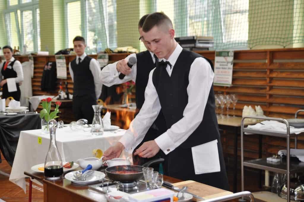 szkolenia kelnerskie I