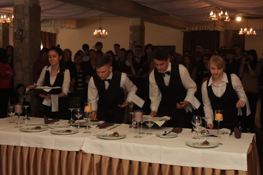 szkolenia kelnerskie II