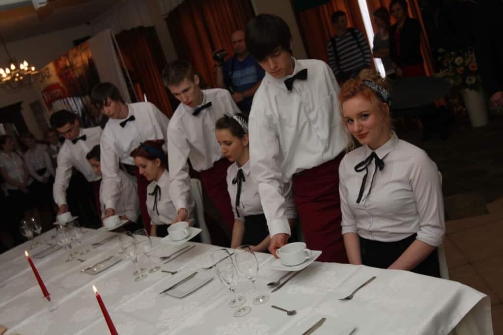 szkolenia kelnerskie VI