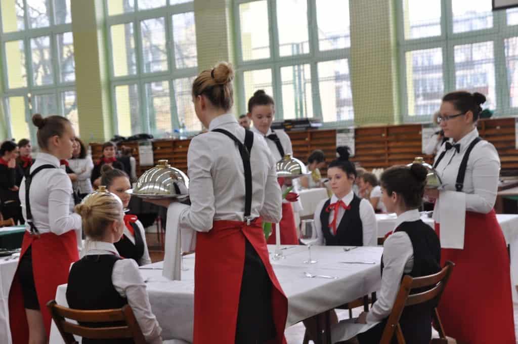 szkolenia kelnerskie IX