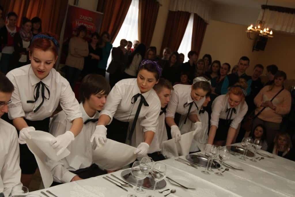 szkolenia kelnerskie V