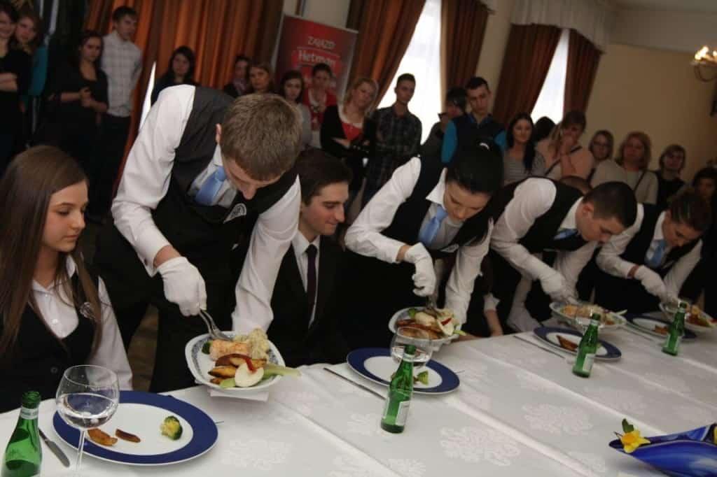 szkolenia kelnerskie VII