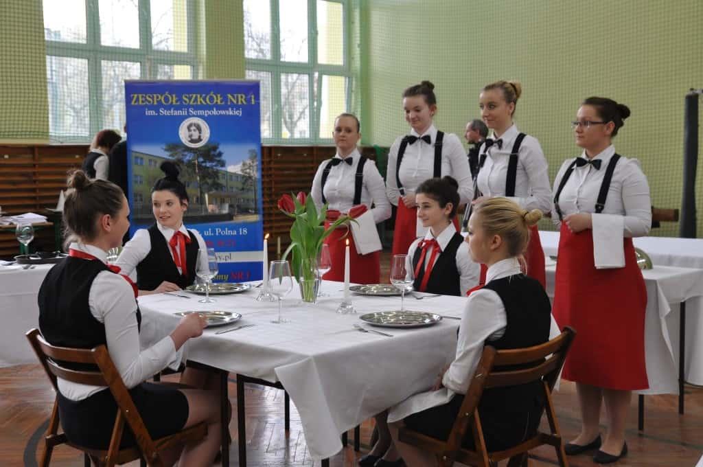 szkolenia kelnerskie VIII