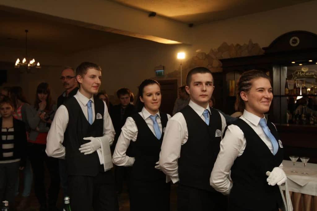 szkolenia kelnerskie X