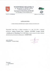 Akademia Kelnerska wpis do rejestru instytucji szkoleniowych