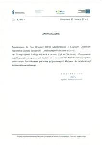 Grzegorz Górnik Krajowy Osrodek Wspierania Edukacji Zawodowej