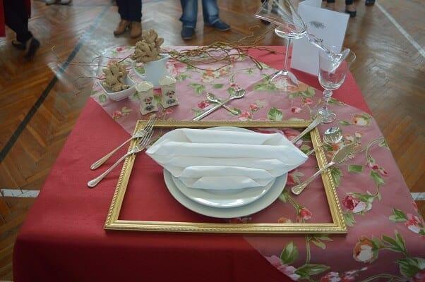 Improstyl prezentacja stolika na mistrzostwach kelnerow 5