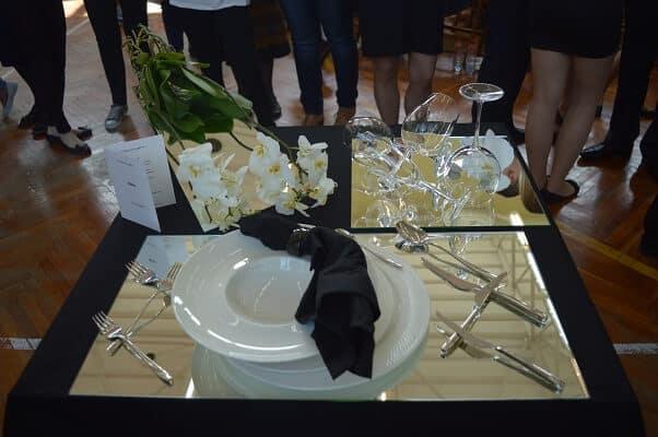Improstyl prezentacja stolika na mistrzostwach kelnerow 7