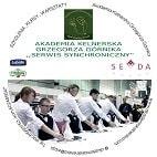 Płyta DVD Serwis Synchroniczny Grzegorz Gornik Akademia Kelnerska