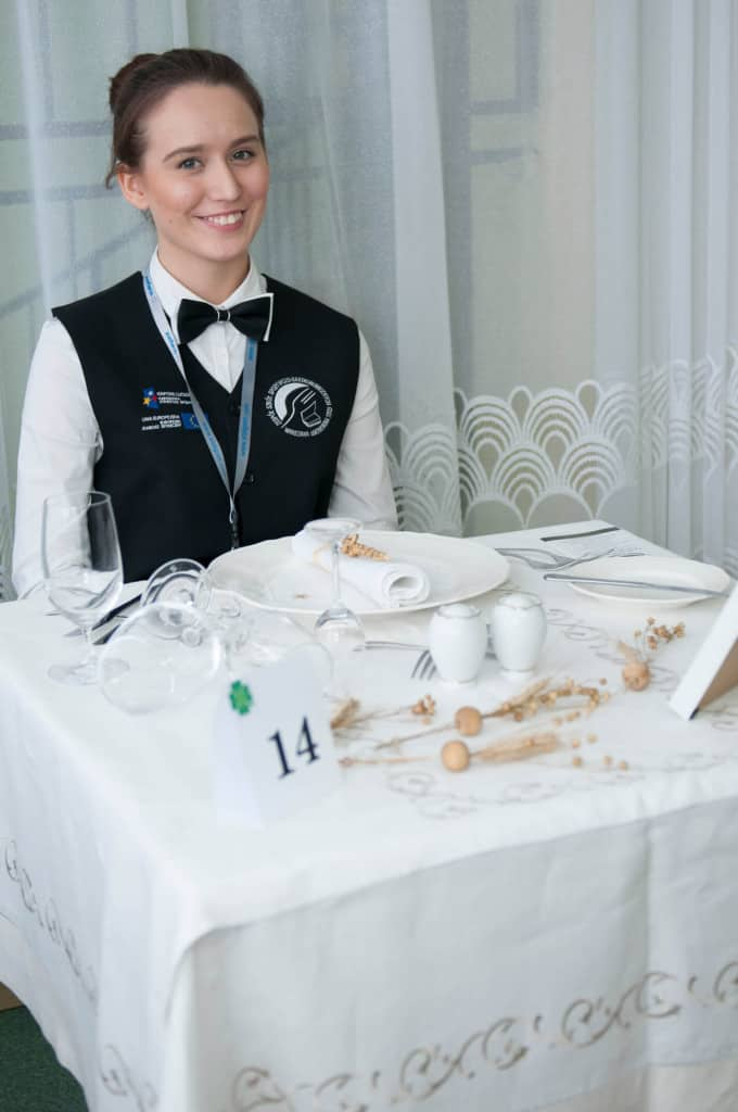 akademia kelnerska polska kuchnia