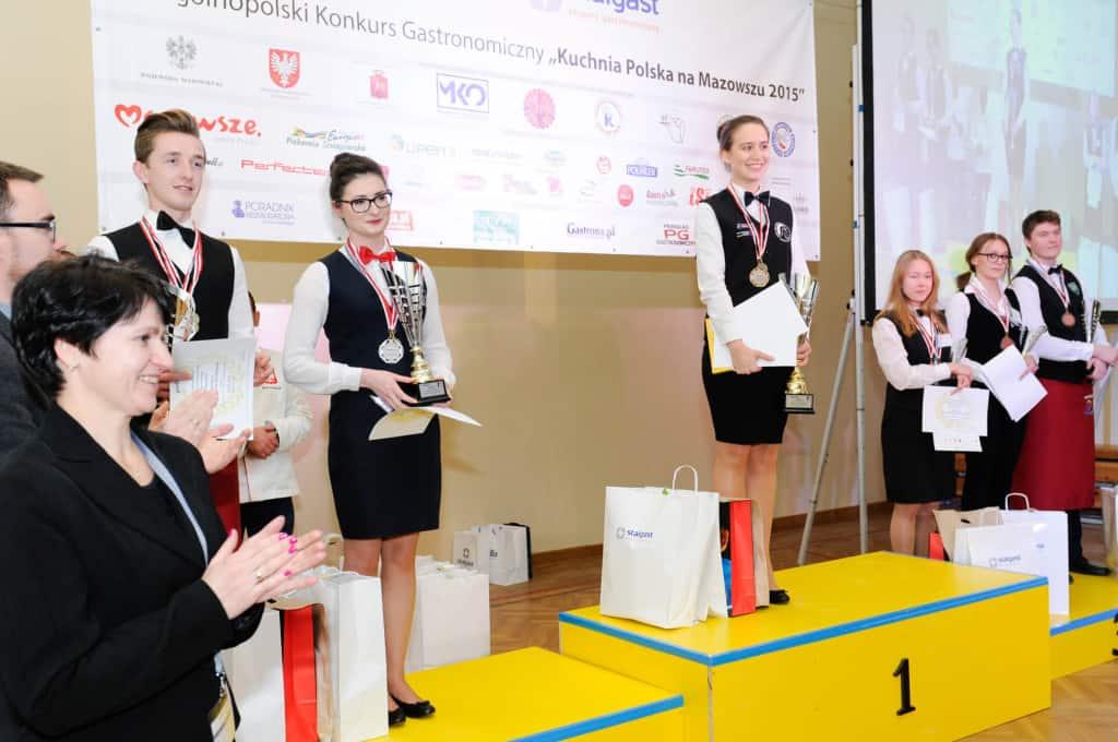 polska kuchnia miejsca na podium