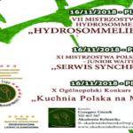 Polska Kuchnia na Mazowszu 2018 i Mistrzostwa Kelnerów